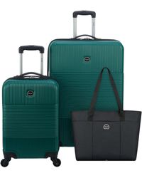 Delsey - Groove Dlx 3-pc. Luggage Set - Lyst
