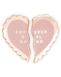 Ban.do - Forever Girl Gang Enamel Pin - Lyst