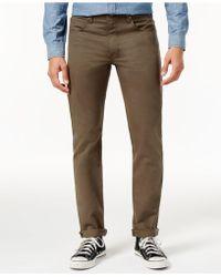 Dickies - Men's Slim-tapered Fit Crossover Pants - Lyst