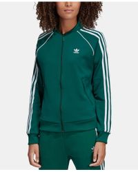 adidas Originals - Originals Adicolor Superstar Three-stripe Track Jacket - Lyst