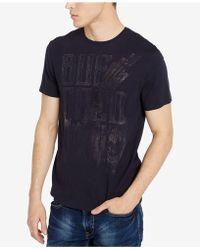 Buffalo David Bitton - Tiverde Graphic T-shirt - Lyst
