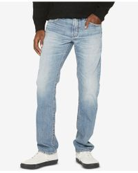 Silver Jeans Co. - Slim Fit Allan Jeans - Lyst