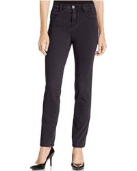 Style & Co. - Petite Tummy-control Slim-leg Jeans, Created For Macy's - Lyst