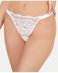 Cosabella - Magnolia Low-rise Lace G-string Magno0221 - Lyst