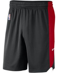Nike - Chicago Bulls Practice Shorts - Lyst