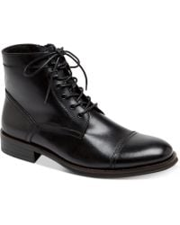 Kenneth Cole - Men's Design 104352 Boots - Lyst