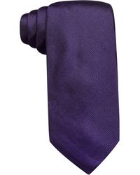 Vince Camuto - Isabella Solid Slim Tie - Lyst