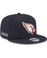 KTZ - Arizona Cardinals Crafted In The Usa 9fifty Snapback Cap - Lyst