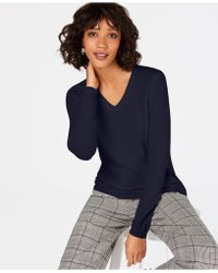 Charter Club - Petite Pure Cashmere V-neck Sweater, Created For Macy's - Lyst