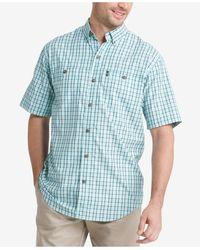 G.H.BASS - Men's Explorer Fancies Plaid Shirt - Lyst