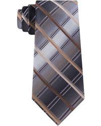 Van Heusen - Holden Classic Grid Tie - Lyst