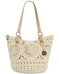 The Sak - Silverwood Crochet Tote, Created For Macy's - Lyst