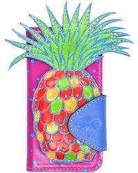 Patricia Nash - Pineapple Vara Iphone 7 Folio Case - Lyst