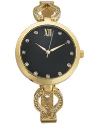 Charter Club - Gold-tone Bracelet Watch 30mm, Created For Macy's - Lyst