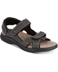 f692dd05d92 G.H. Bass   Co. Dockers - Newpage River Sandals - Lyst