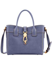 Dooney & Bourke - Florentine Amelie Small Leather Tote - Lyst