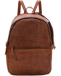 Patricia Nash - Woven Turi Small Backpack - Lyst