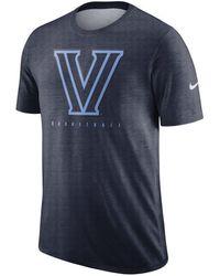 fc778371de42 Lyst - Nike Villanova Wildcats Long Sleeve Basketball T-shirt in ...
