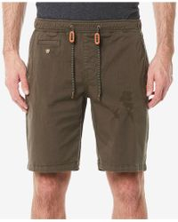 Buffalo David Bitton - Drawstring Shorts - Lyst