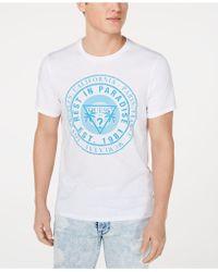 9b894c31b Quiksilver Quik Paradise Tee (black) T Shirt in Black for Men - Save 32% -  Lyst