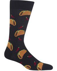Hot Sox | Tacos Socks | Lyst