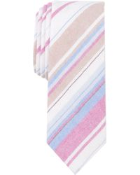 Original Penguin - Beals Stripe Skinny Tie - Lyst