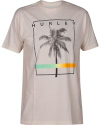 Hurley - Men's Graphic-print T-shirt - Lyst