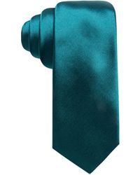 Alfani - Solid Silk Slim Tie, Created For Macy's - Lyst