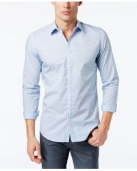 CALVIN KLEIN 205W39NYC - Infinite Cool Non-iron Slim-fit Shirt - Lyst