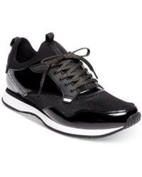 Steve Madden - Golsen Lace-up Trainers - Lyst
