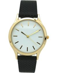 Olivia Pratt - Simple Perforated Strap Watch - Lyst