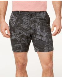 "Michael Kors | Classic-fit Stretch Floral-print 7"" Shorts 