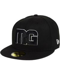 sale retailer 16b6b b3e97 KTZ Memphis Grizzlies Metal Mash Up 59fifty-fitted Cap in Blue for Men -  Lyst