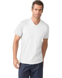 Alfani - Men's V-neck Undershirts, 4-pack - Lyst
