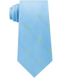 Tommy Hilfiger - Derby Oxford Dot Silk Tie - Lyst