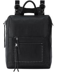The Sak Loyola Leather Convertible Backpack - Black