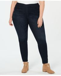 Eileen Fisher - Plus Size Skinny Jeggings - Lyst