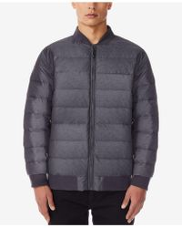 32 Degrees - Packable Bomber Jacket - Lyst