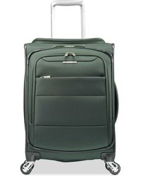 """Samsonite - Eco-spin 20"""" Expandable Softside Spinner Suitcase - Lyst"""