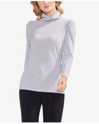 Vince Camuto - Long-sleeve Turtleneck Top - Lyst