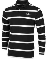 Young & Reckless - Thin-striped Rugby Polo Shirt - Lyst