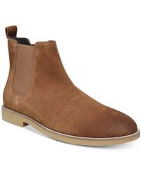 Dr. Scholls - Credence Suede Chelsea Boots - Lyst