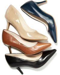 Alfani - Monikah Slide-on Sandals - Lyst