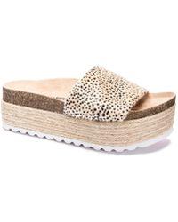 Dirty Laundry Pippa Platform Sandal