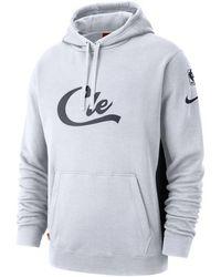 6d342ed30d1 Lyst - Nike Nike Mens Sweatshirt Thermafit Cleveland Browns Hoodie ...