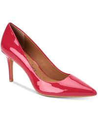 CALVIN KLEIN 205W39NYC - Gayle Pointed-toe Pumps - Lyst