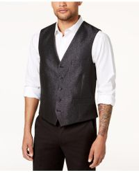 INC International Concepts - Slim-fit Embellished Vest, Created For Macy's - Lyst