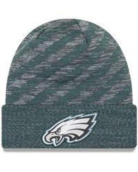 5a645d89feb Lyst - Ktz Philadelphia Eagles Team Basic 59fifty Fitted Cap in ...