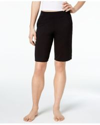 Alfani - Solid Bermuda Shorts, Created For Macy's - Lyst