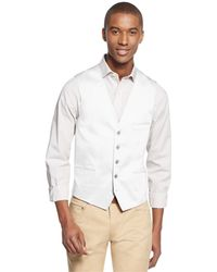 INC International Concepts - Collins Slim-fit Vest, Created For Macy's - Lyst